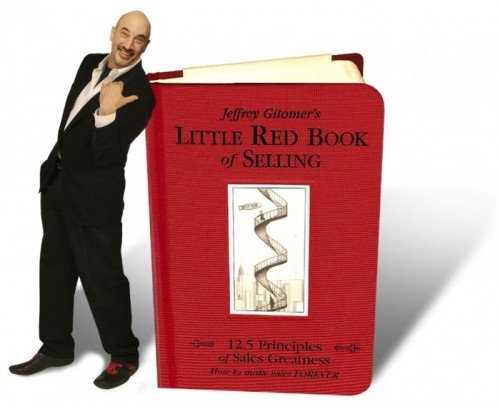 Jeffrey Gitomer Little Red Book of Selling