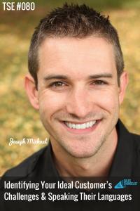 Joseph Michael, Scrivener Coach, Sales Pain