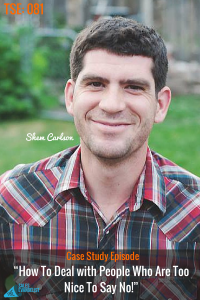 Shem Carlson, Prospecting, TSE Podcast