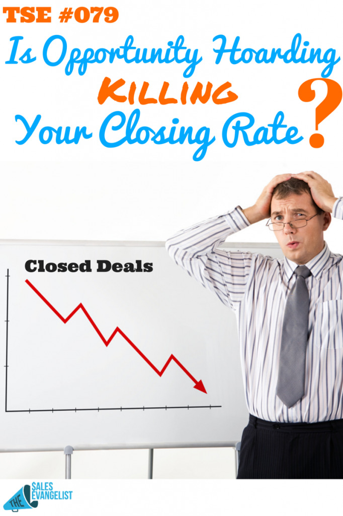 Closed Rate, Sales Training, TSE, Closer, The Sales Evangelist