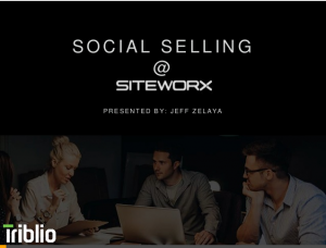 Social Selling, The Sales Evangelist