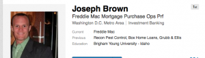 Joseph Brown, Richie Norton, The Sales Evangelist
