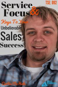 Curtis McHale, E-commerce, The Sales Evangelist