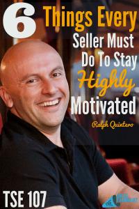 Ralph Quintero, Sales Motivation, Top Performers