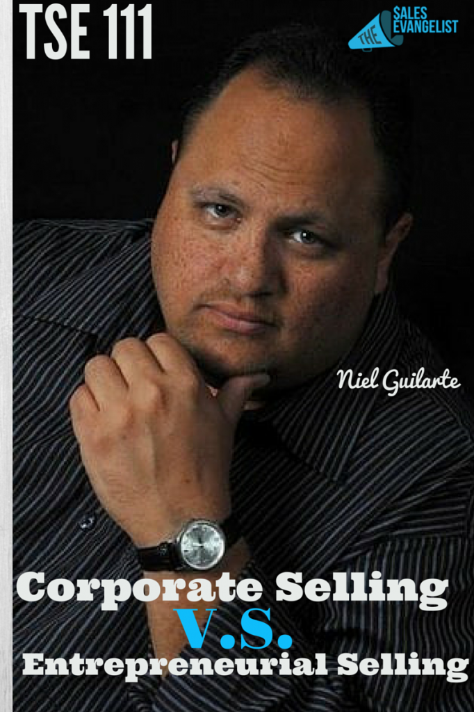 Niel Guilarte, All Things Post, The Sales Evangelist