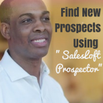SalesLoft Prospector, Sales Prospecting, Donald Kelly, The Sales Evangelist Podcast