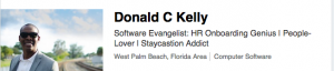 Donald Kelly, The Sales Evangelist, LinkedIn