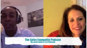 Donald Kelly, Liz O'Donnell, The Sales Evangelist, Selling to Women