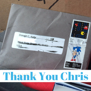 Thank You Chris