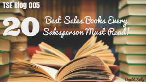 20 Best Sales Book Every Sales Professional Should Read