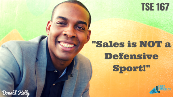 Sales Training, Sales Podcast, Selling