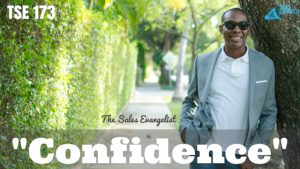 The Sales Evangelist, Donald Kelly, Confidence, Salesperson