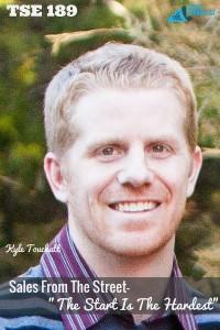 New Sales Training, Donald Kelly, Sales Prospecting, Kyle Touchatt
