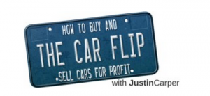 Justin Carper, The Car Flip, The Sales Evangelist Podcast