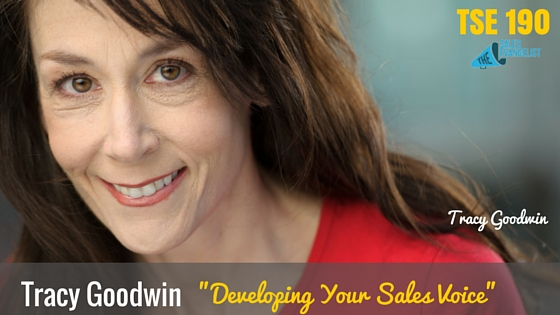 Developing Your Sales Voice, The Sales Evangelist, Tracey Goodwin, Donald C. Kelly
