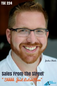 Radical Personal Finance, Joshua Sheats, Donald Kelly, The Sales Evangelist Podcast