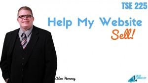 Website Sales, Web Leads, Adam Hommey, The Sales Evangelist, Donald Kelly
