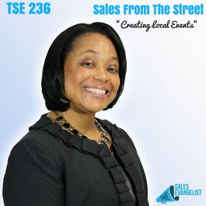 The Sales Evangelist Podcast, Cynthia Beckles, Sales Podcast, Donald Kelly