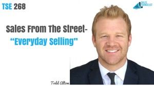 Todd Altom, Donald Kelly, The Sales Evangelist, Door-to-Door Sales,