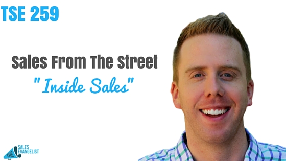 Inside Sales, Google, Donald Kelly, John Merrifield, The Sales Evangelist Podcast