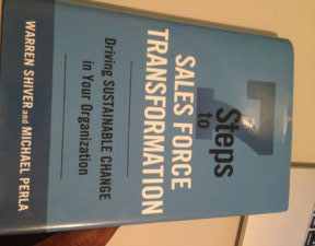 Sale Force, Sales Management Book, Donald Kelly, Warren Shiver
