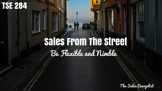 Donald Kelly, The Sales Evangelist, Sales From The Street, Best Sales Podcast