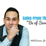 Vidal Cisneros Jr, Donald Kelly, The Sales Evangelist, Coaching