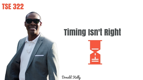 Timing, Budget, Donald Kelly, The Sales Evangelist Podcast, Discovery Call