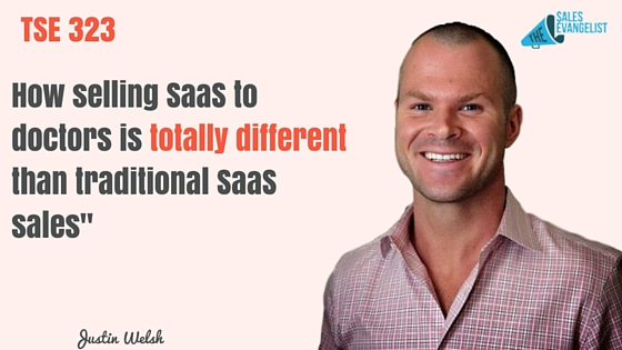 SaaS, Donald Kelly, The Sales Evangelist, Justin Welsh
