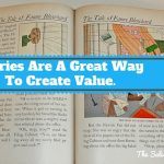 Stories, Building Value, Business Meeting, Sales Leader