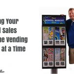 Vending, Matt Miller, Donald Kelly, The Sales Evangelist Podcast