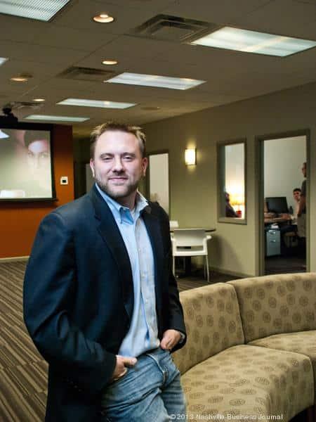 Nicholas Holland, Hubspot, Leadin, Sales Podcast