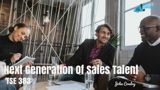 New Generation of Sales, John Condry, Donald Kelly