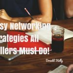 Networking, Donald Kelly, The Sales Evangelist Podcast, Dr. George Fraser