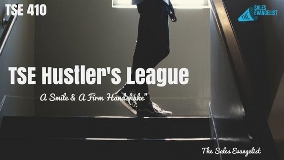 Hustler's League, Sales Coaching, New Client