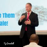 Ty Crandall, Donald Kelly, The Sales Evangelist Podcast