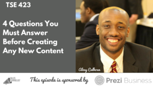 Content is King, Alzay Calhoun, Donald Kelly, Sales Podcast