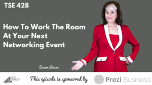 Susan Roane, Donald Kelly, How to Work a Room, Best Sales Podcast