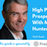Mark Hunter, High Profit Prospecting, Donald Kelly, The Sales Evangelist Podcast