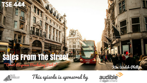 The Sales Evangelist Podcast, Kim Walsh-Phillips, Donald Kelly, Elite Digital Group
