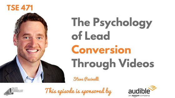 Bomb Bomb, Lead Conversion, The Sales Evangelist, Steve Pacinelli, Donald