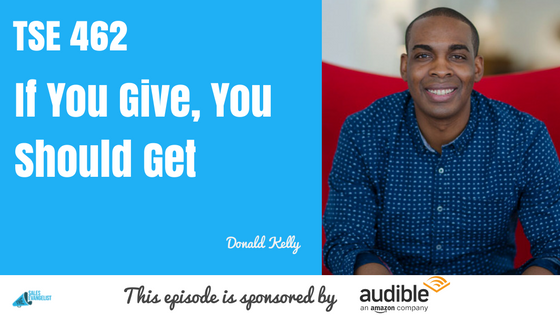 Donald Kelly, The Sales Evangelist Podcast, Negotiation, New Clients