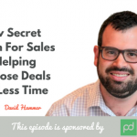 David Hammer, Donald Kelly, The Sales Evangelist Podcast