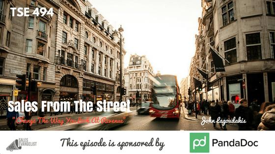 John Lagoudakis, Donald Kelly, The Sales Evangelist Podcast