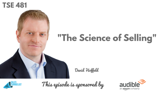 Science of Selling, Donald Kelly, David Hoffeld, Sales Training