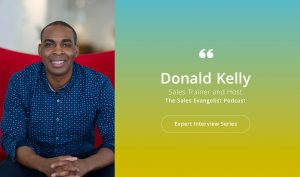 KiteDesk, Donald Kelly, The Sales Evangelist Podcast