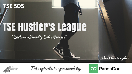 Donald Kelly, TSE Hustler's League, Sales Training, Best Sales Podcast