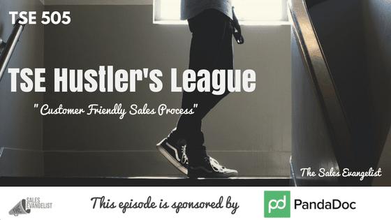 Donald Kelly, TSE Hustler's League, Sales Training, Best Sales Podcast