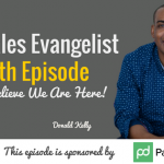The Sales Evangelist Podcast, Donald Kelly, PandaDoc
