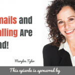 Cold Email, Cold Calling, Predictable Prospecting, Marylou Tyler, The Sales Evangelist